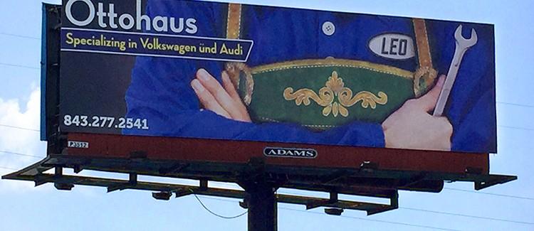 Ottohaus Billboard