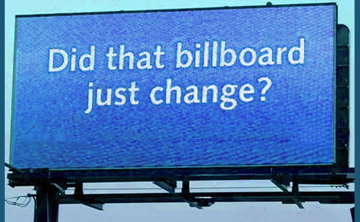 Are Digital Billboards Effective?